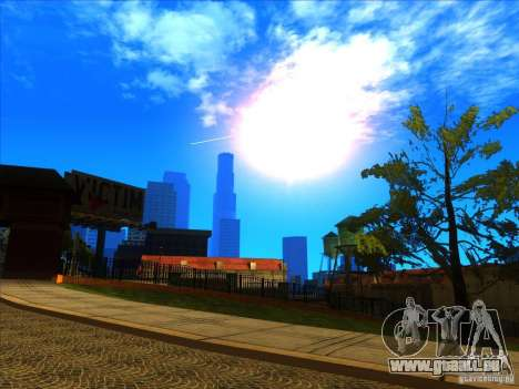 ENBSeries by Fallen für GTA San Andreas dritten Screenshot