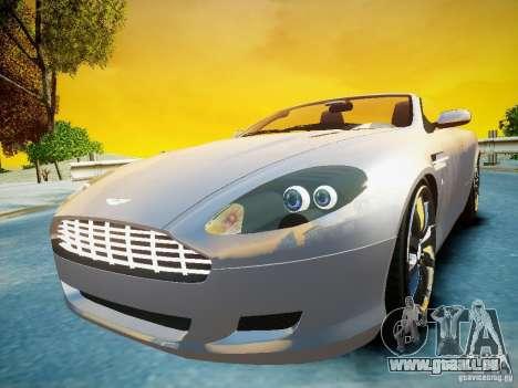 Aston Martin DB9 Volante v2.0 pour GTA 4 est un droit