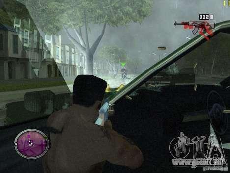 Nouvelle zone GANGSTER pour GTA San Andreas troisième écran