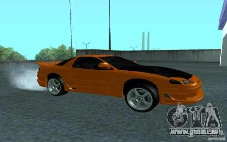 Mitsubishi 3000GT pour GTA San Andreas vue arrière
