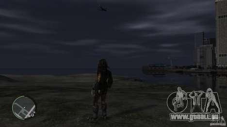 Predator Predator pour GTA 4
