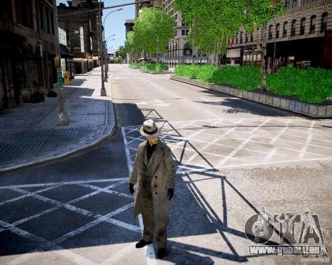 Vito Scaletta pour GTA 4 secondes d'écran