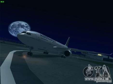 Airbus A330-200 Air France pour GTA San Andreas