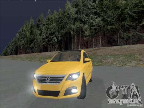 Volkswagen Passat CC für GTA San Andreas