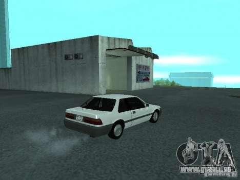 Honda Accord für GTA San Andreas rechten Ansicht