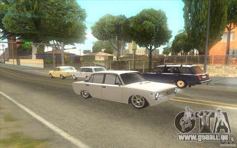 VAZ 2101 Auto Tuning für GTA San Andreas