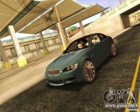 NFS l'exécution ENBSeries pour SAMP pour GTA San Andreas huitième écran
