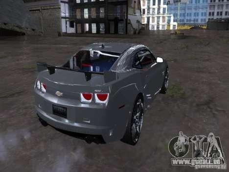 ENBSeries de Rinzler pour GTA San Andreas cinquième écran