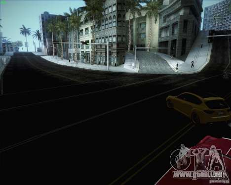 Nouvelles routes autour de San Andreas pour GTA San Andreas douzième écran