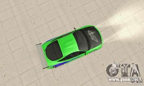 Mitsubishi Eclipse FnF für GTA San Andreas rechten Ansicht