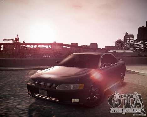 Toyota Mark II Tourer V pour GTA 4