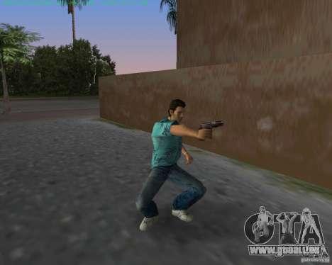 Neue Colt 45 für GTA Vice City dritte Screenshot