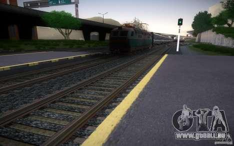 HD Schienen V 2.0 Final für GTA San Andreas her Screenshot