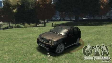 BMW X5 für GTA 4