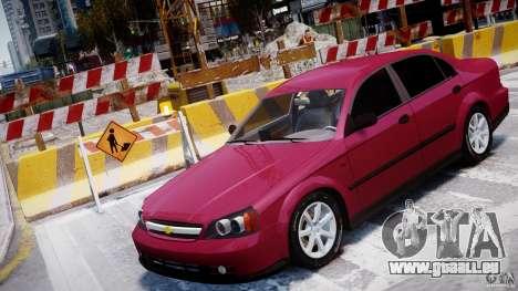 Chevrolet Evanda pour GTA 4