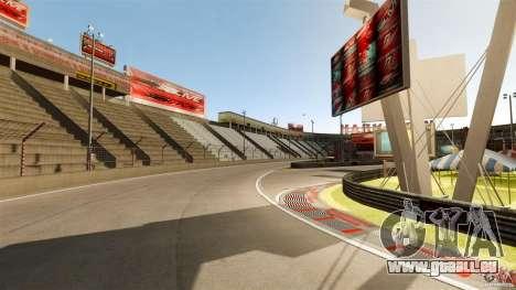 Hazyview Eight Drift Map pour GTA 4 troisième écran