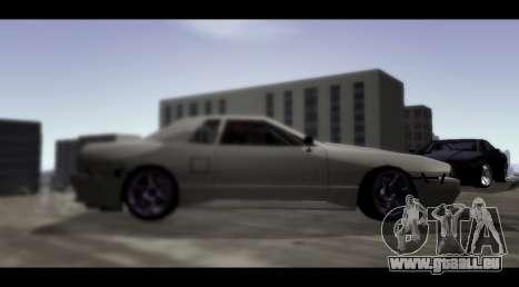 Roues de Pak JDM pour GTA San Andreas deuxième écran