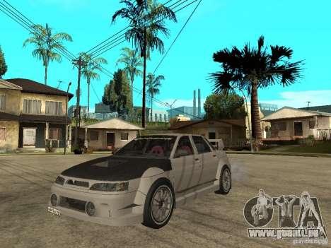 VAZ 2110 WRC 2.0 für GTA San Andreas