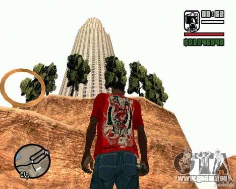 La tour de Pise pour GTA San Andreas