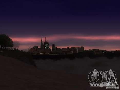 ENBSeries für schwache PC für GTA San Andreas sechsten Screenshot