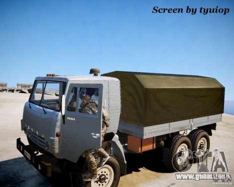 Modern Warfare 2 Soap pour GTA 4 quatrième écran