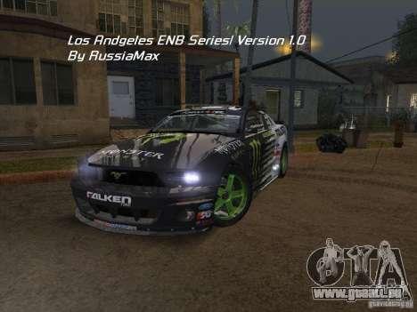 Los Angeles ENB modification Version 1.0 pour GTA San Andreas