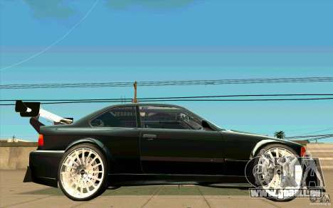 NFS:MW Wheel Pack für GTA San Andreas her Screenshot