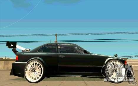 NFS:MW Wheel Pack für GTA San Andreas her Screenshot