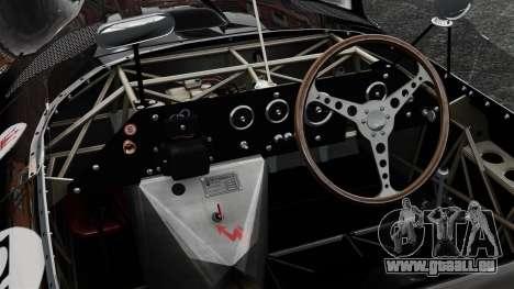 Maserati Tipo 60 Birdcage für GTA 4 Rückansicht