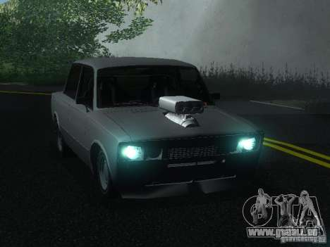 VAZ 2106 Drag Racing für GTA San Andreas linke Ansicht