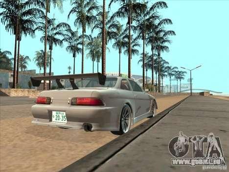Toyota Soarer (JZZ30) für GTA San Andreas linke Ansicht
