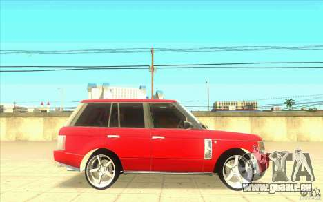 Arfy Wheel Pack 2 für GTA San Andreas achten Screenshot