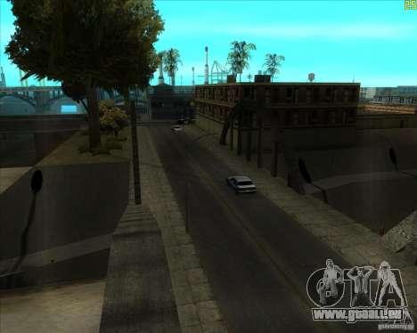 Gute alte ENBSeries für GTA San Andreas dritten Screenshot