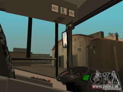 Man 202 pour GTA San Andreas vue de droite