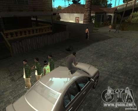 Gute alte ENBSeries für GTA San Andreas