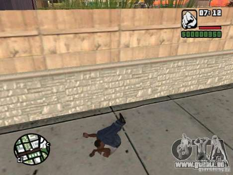 PARKoUR für GTA San Andreas neunten Screenshot