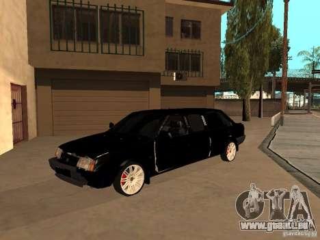 VAZ 21099 Limousine pour GTA San Andreas vue de côté