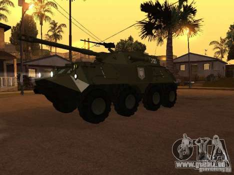 APC-60FSV für GTA San Andreas rechten Ansicht