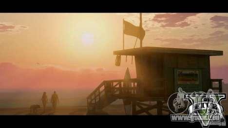 GTA 5 LoadScreens pour GTA San Andreas cinquième écran