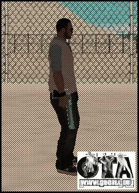 Nouveau journaliste pour GTA San Andreas quatrième écran