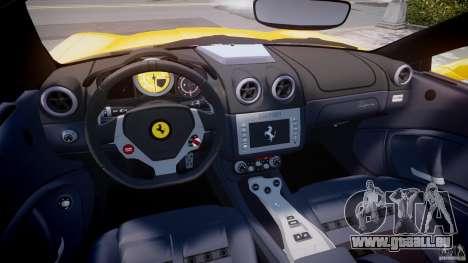 Ferrari California v1.0 pour GTA 4 est un droit
