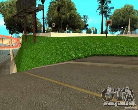 Basket-ball HQ pour GTA San Andreas quatrième écran