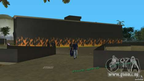 Sunshine Stunt Set für GTA Vice City dritte Screenshot