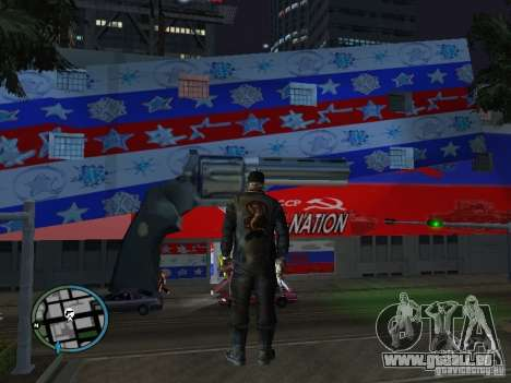 Russian Ammu-nation pour GTA San Andreas