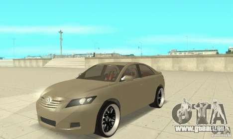 Toyota Camry Tuning 2010 für GTA San Andreas
