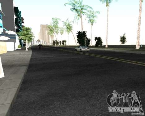 Nouvelles textures VC pour GTA UNITED pour GTA San Andreas neuvième écran