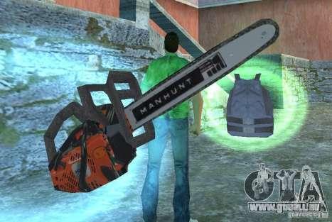 Scie à chaîne pour GTA Vice City