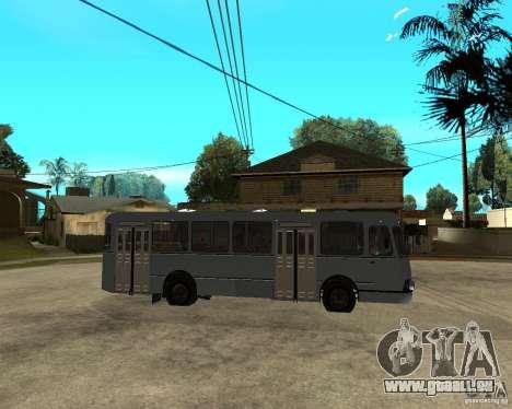 LIAZ 677 für GTA San Andreas rechten Ansicht