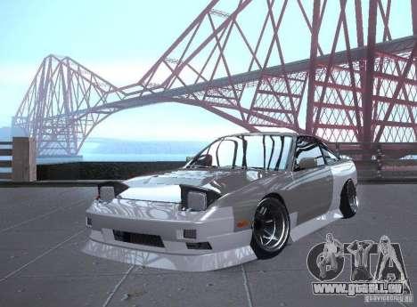 Nissan 240SX Tuned für GTA San Andreas