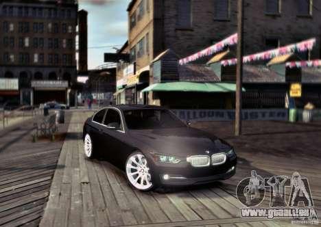 BMW 335i Coupe pour GTA 4